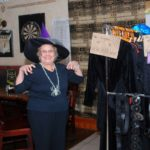 """The 2016 """"Witches Brew"""" Fundraiser helps raise money for the Achievement Centers for Children and Families."""