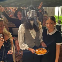 Andie DeVoe, Alia Payne, and Olivia Seibel