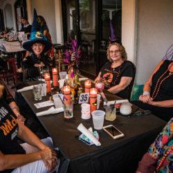 Lynn Korp, Grace Davanzo, Anita Holland, Lynne Heaney, Kellie Davis, Marla D'Andrea